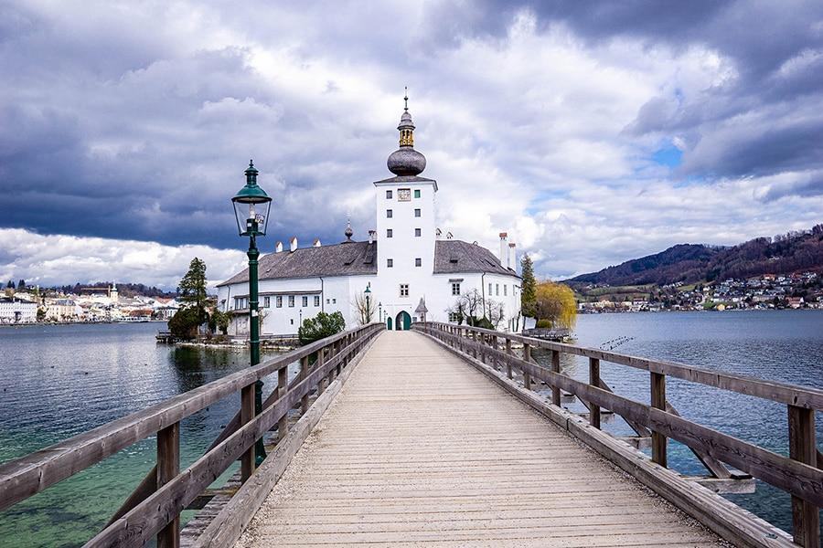 Schloss Ort Gmunden